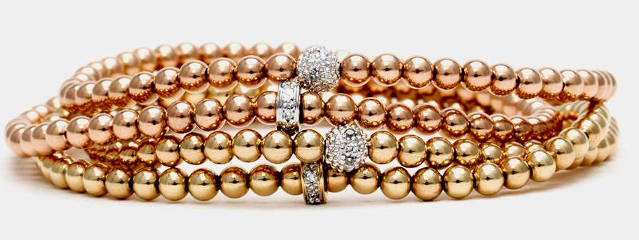 Karan Lazar bracelets