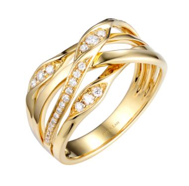 Peter Lam Orbit ring