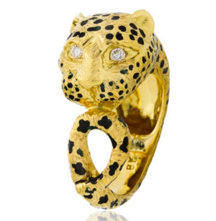 Original Sal Praschnik jewelry
