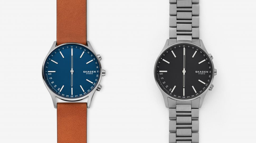 Skagen Holst hybrid watch