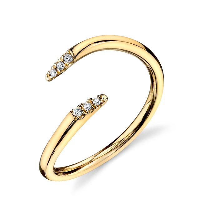 Sydney Evan Bypass Ring