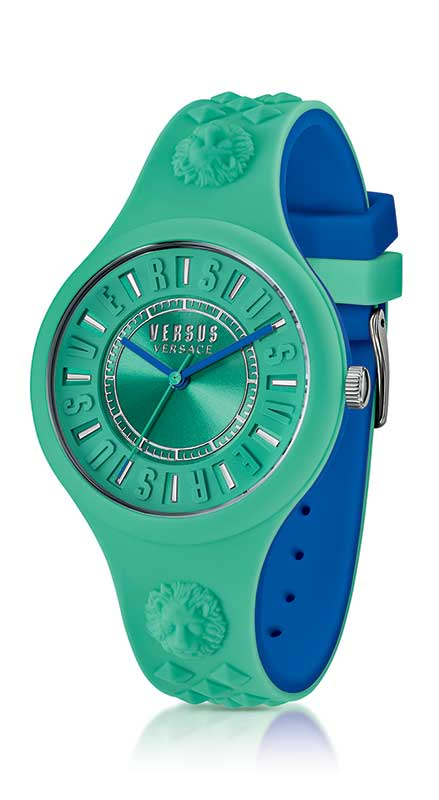 Versus Versace Fire Island Bicolor watch