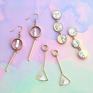 earrings from Claires