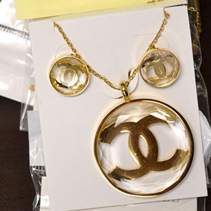 Counterfeit jewelry