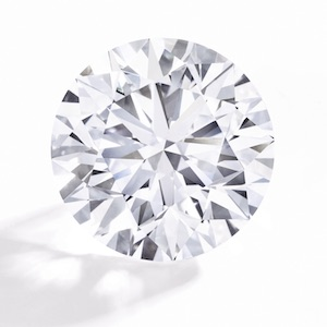 51 carat round d flawless diamond