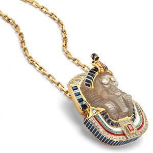Buddha Mama pharaoh pendant