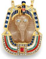 Buddha Mama skull pendant