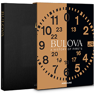 Bulova History of Firsts Assouline Book