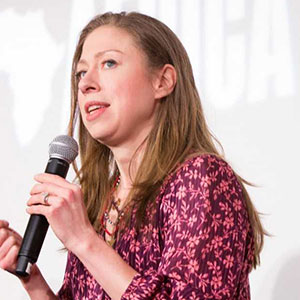 Chelsea Clinton Calls for Ivory Ban at Tiffany Panel - JCK