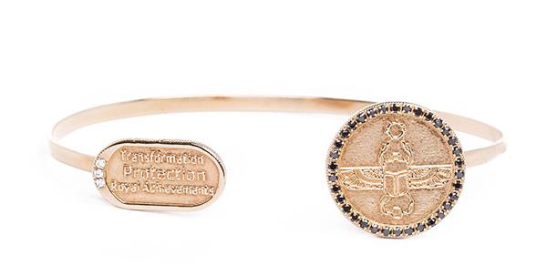Conges scarab bracelet