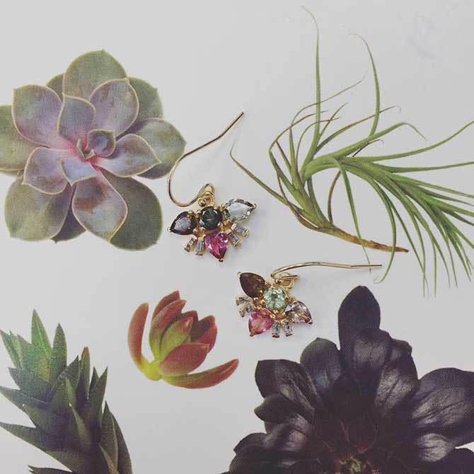 Eva Noga Succulent Jewels