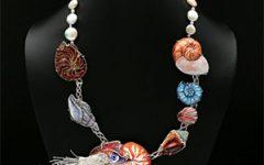 Gill Cordiner TESTA necklace Saul Bell Award