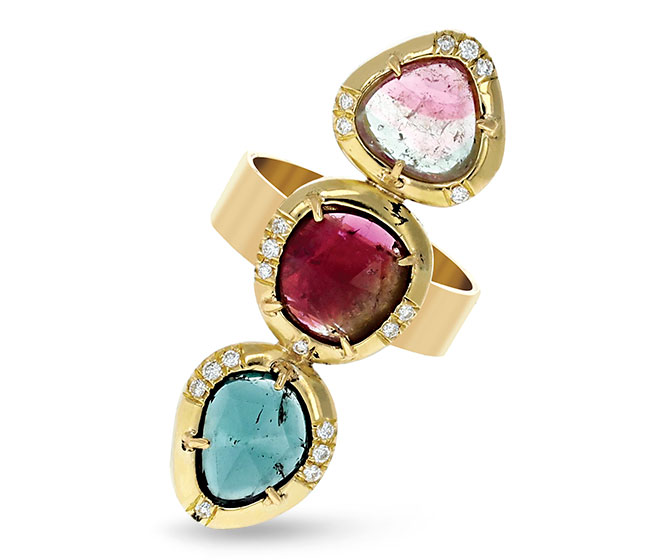 IO collections alexa ring