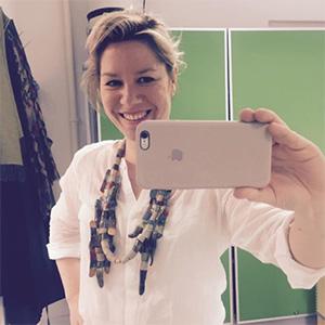 Ineke Heerkens selfie