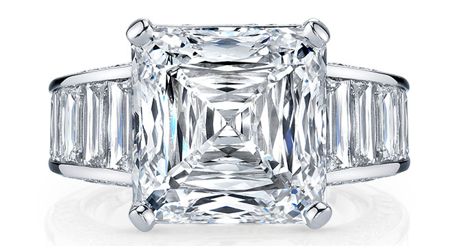 Joshua J diamond ring