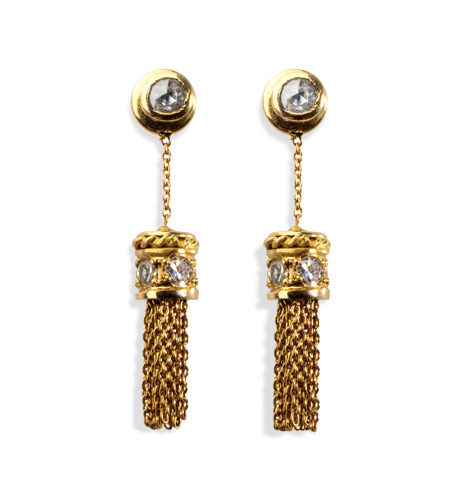 Laure de Sagazan x Printemps D'Oreilles earrings