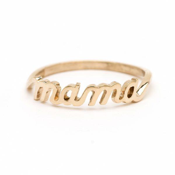 Lena Wald Mama ring