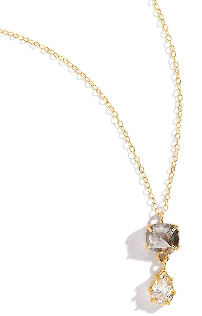 MJM diamond pendant