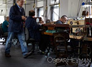 Oscar Heyman jewelry workshop