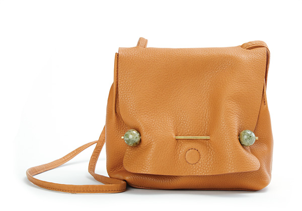 Pamela Love HOBO collaboration brown bag