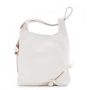 Pamela Love HOBO collaboration white bag