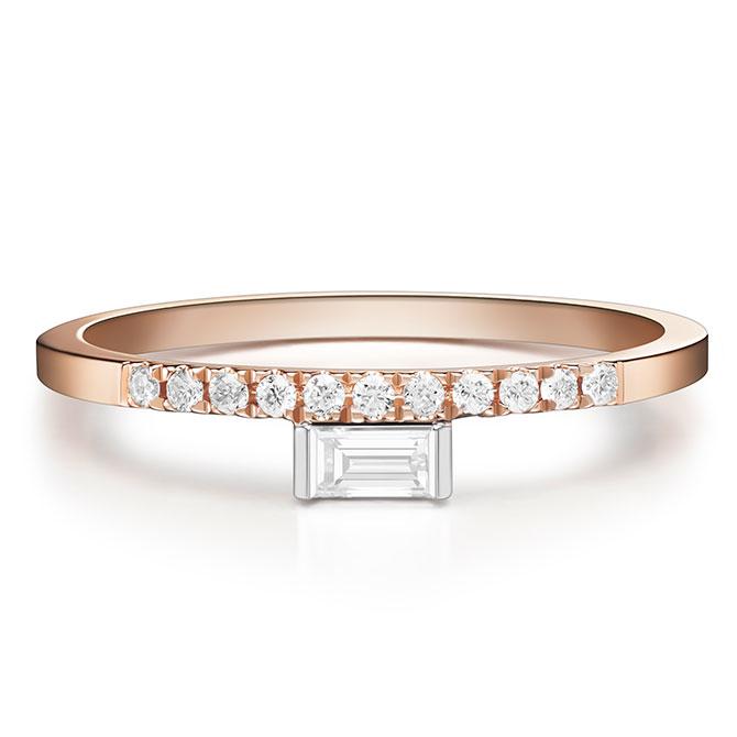 Selin Kent Razia diamond ring