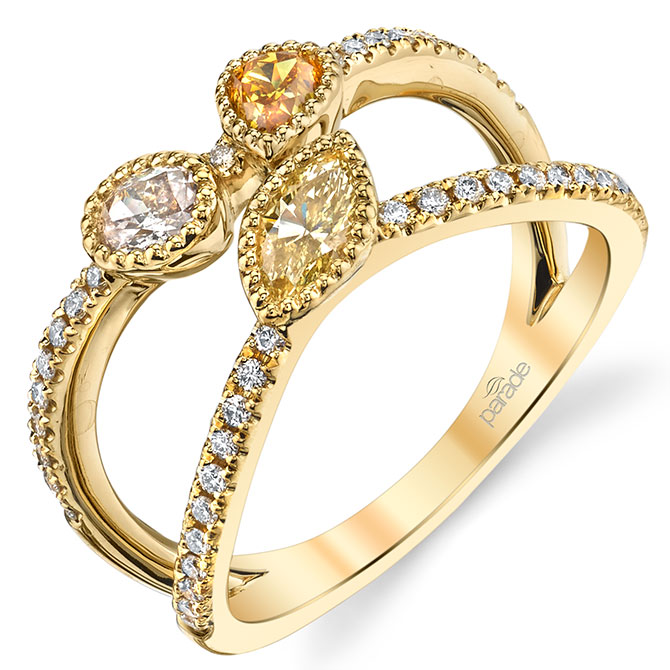 Parade Design diamond Reverie ring