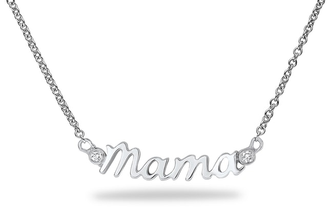 Ritani Mama necklace