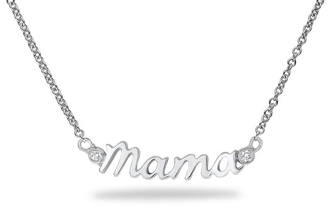 Ritani Mama necklace