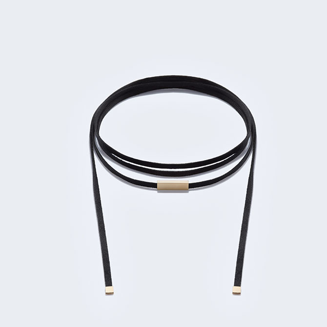 Sandrine de Laage Charming collection choker