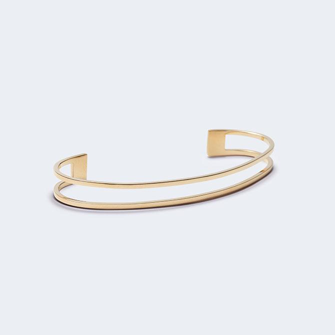 Sandrine de Laage Staple bracelet