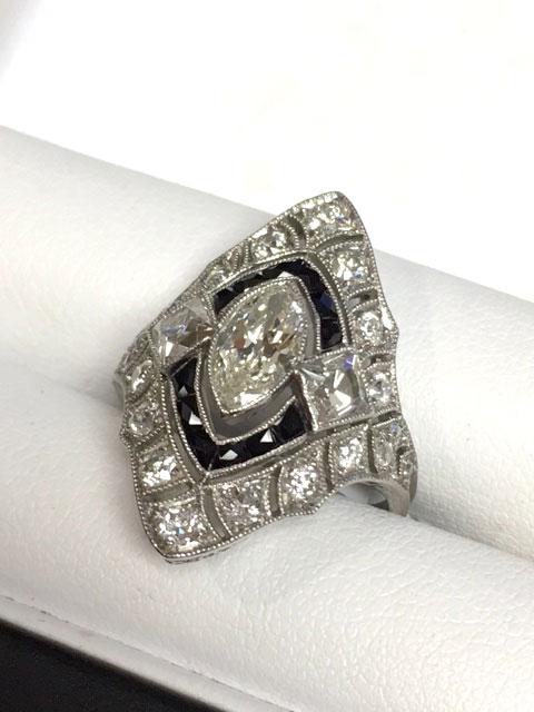 Steve Quick Vintage Ring