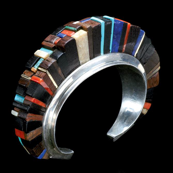 charles loloma bracelet