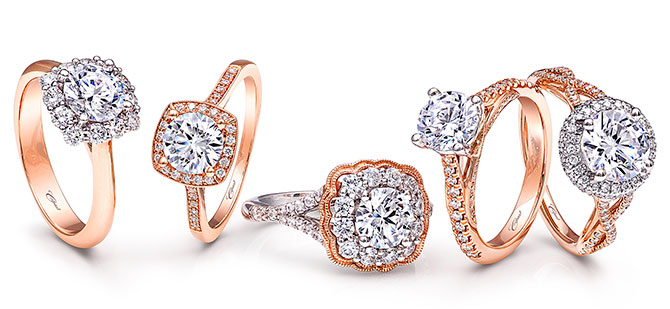 coast diamond engagement rings