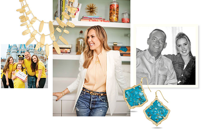 Kendra Scott designer and jewelry