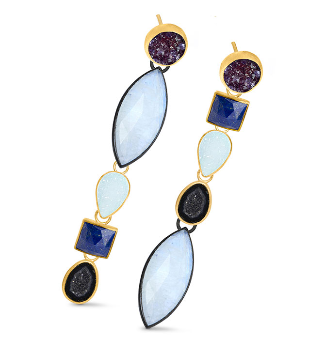 nina nguyen interchangeable earrings