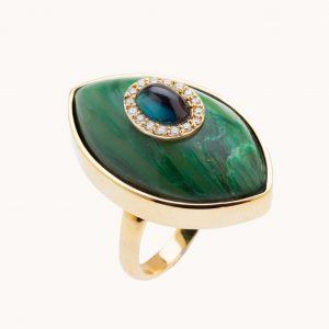 Vertical Iris ring