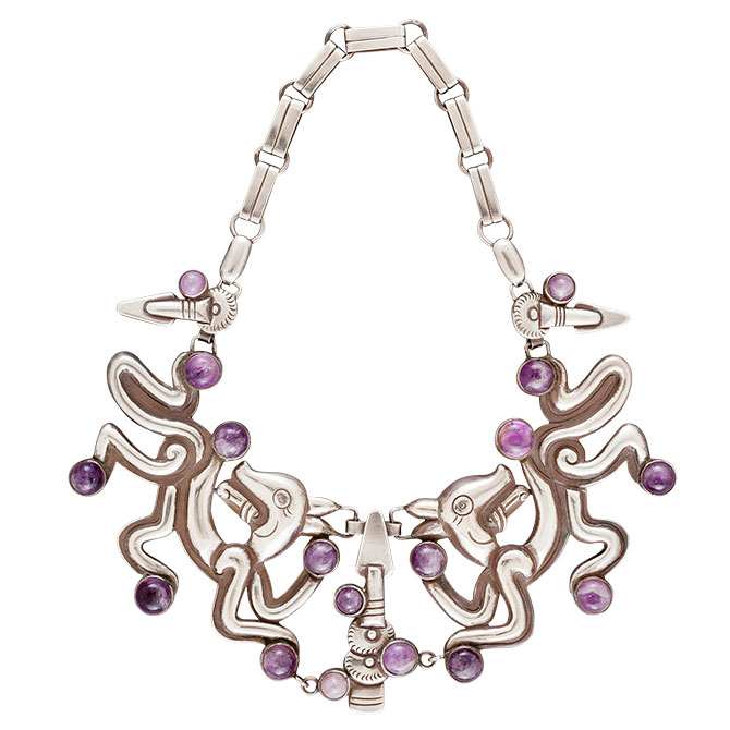 william spratling necklace