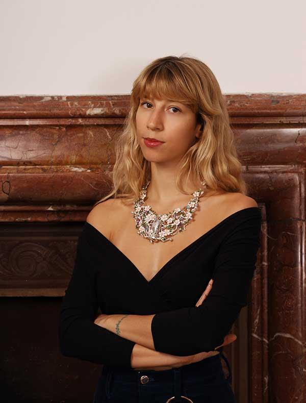 Bea Bongiasca portrait