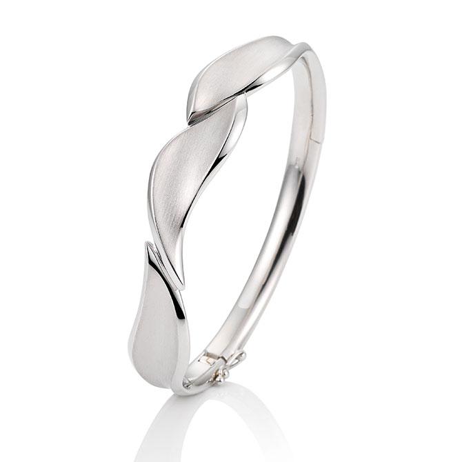 Breuning silver bracelet