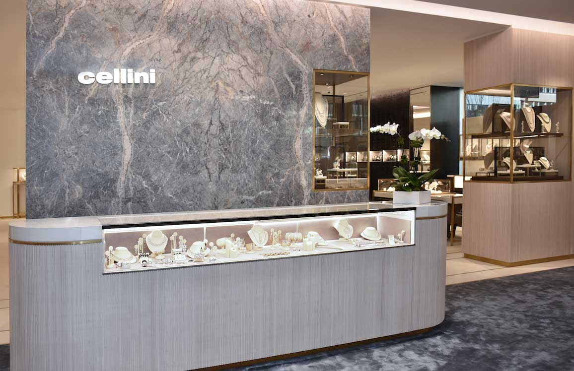 Cellini store New York