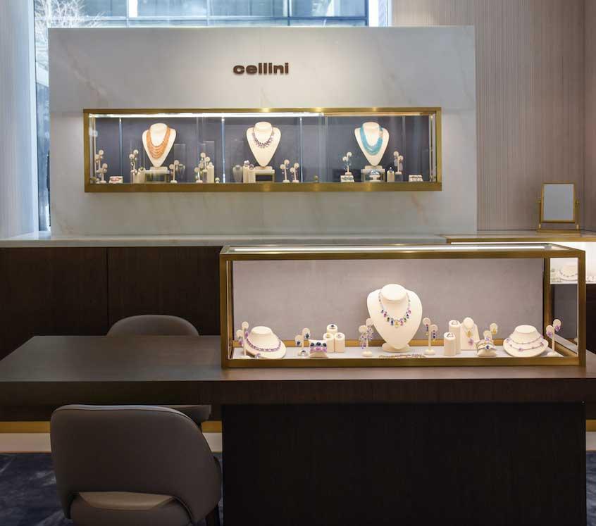 Cellini store jewelry
