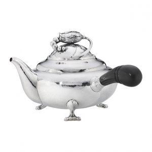 Georg Jensen Blossom Teapot