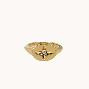 Guiding Star ring