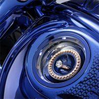 Bucherer Has Created a Diamond-Encrusted Harley-Davidson
