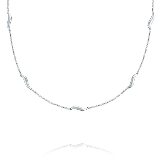 Tacori Crescent Cove Waves necklace