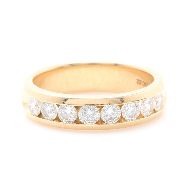 Leo Schachter Diamonds ring