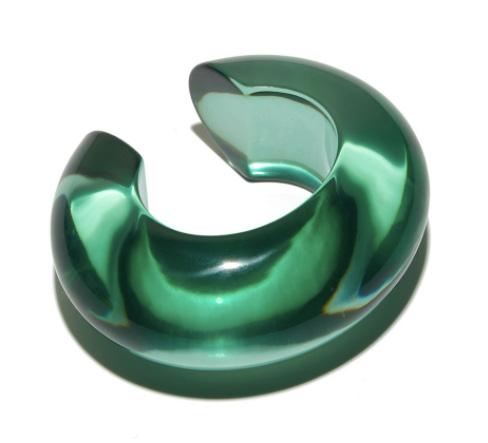 Lizzie Fortunato Jewelry Lucite cuff