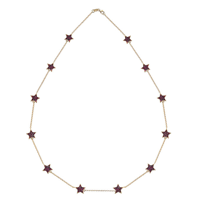 Spallanzani Stella necklace