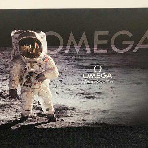 Omega Moonwatch ephemera